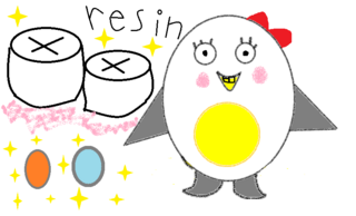tamagopenguin-teeth-and-resin.png
